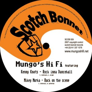 Mungo's Hi Fi - Mary Jane EP2