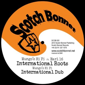 Mungo's Hi Fi - International Roots ft. Earl 16 / Scream ft YT 12""
