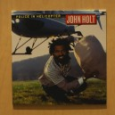 John Holt - Police in Helicopter - Greensleeves LP