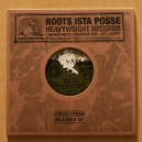 Roots Ista Posse ft Easton Clarke - Dig A Hole 10""