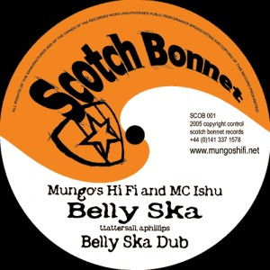 Mungo's Hi Fi - Belly Ska / Rasta Meditation