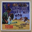 Toyan - How The West Was Won LP
