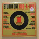 Studio One Rub a Dub - Soul Jazz 2xLP