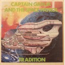 Tradition ‎– Captain Ganja and the Space Patrol