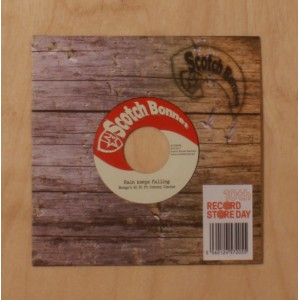 Mungo's Hi Fi ft Johnny Clarke - Rain Keeps Falling - Scotch Bonnet 7""