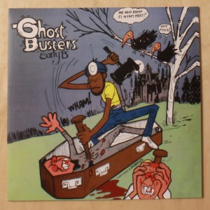 Early B - Ghostbuster LP
