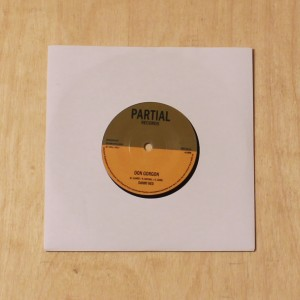 Danny Red ‎– Don Gorgon - Partial 7""