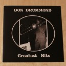 Don Drummond ‎– Greatest Hits