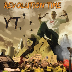 YT - Revolution Time LP