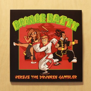Prince Fatty vs The drunken gambler LP