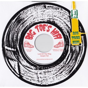 Big Toes' HiFi: Diegojah - Step inna di dance / Gosple Fish - Lord of the ring 7""