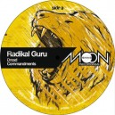 Radikal Guru - Dread Commandments 12""