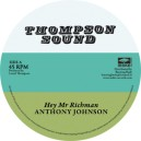 Anthony Johnson – Hey Mr Richman / Bunny Lie Lie – Don't You Try 12""